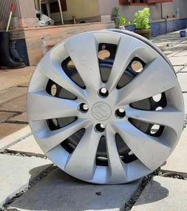 15 inch Baleno wheel disc with cover