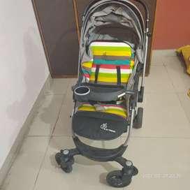 Stroller R for Rabbit Brand