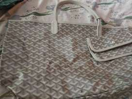 Branded Goyard tote Paris special colour
