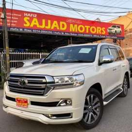 Toyota Land Cruiser ZX New Shape Model 2015