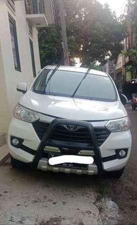 Take Over Toyota Avanza 1.3 E 2016 KM Rendah Pribadi