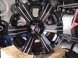 Jual Velg Mobil Model Offrat HRV, Innova Ertiga Ring 16 HSR Wheel