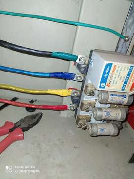 All home electrical maintenance