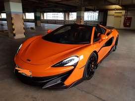 McLaren 600 Spyder