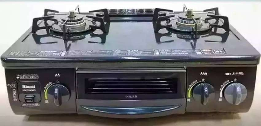 Japani Choola with built in oven 0