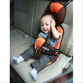 Kiddy Baby Car Seat & bubble wrap dan plastik wrap hijau