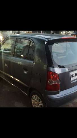 Well maintained santro car