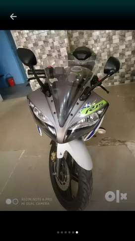 YAMAHA R15 RACING BIKE