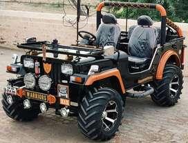 Open modified jeeps by paink motors jeep modification
