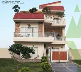 4BHK Villa in Gaur Villa City 2nd Park View Greater Noida