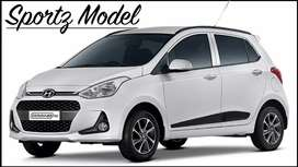 Hyundai I10 sports automatic top condition
