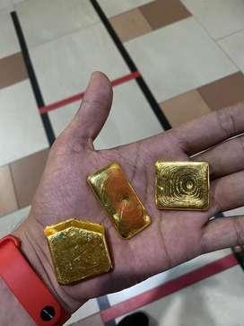 Terima emas dan berlian di harga tinggi