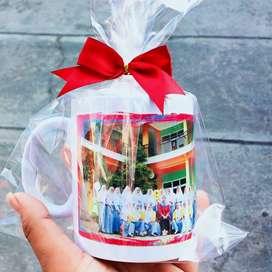 Jual Cetak souvenir dan kado pernikahan mug unik custom |