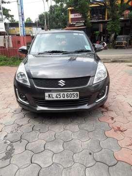 Maruti Suzuki Swift VDi, 2018, Diesel
