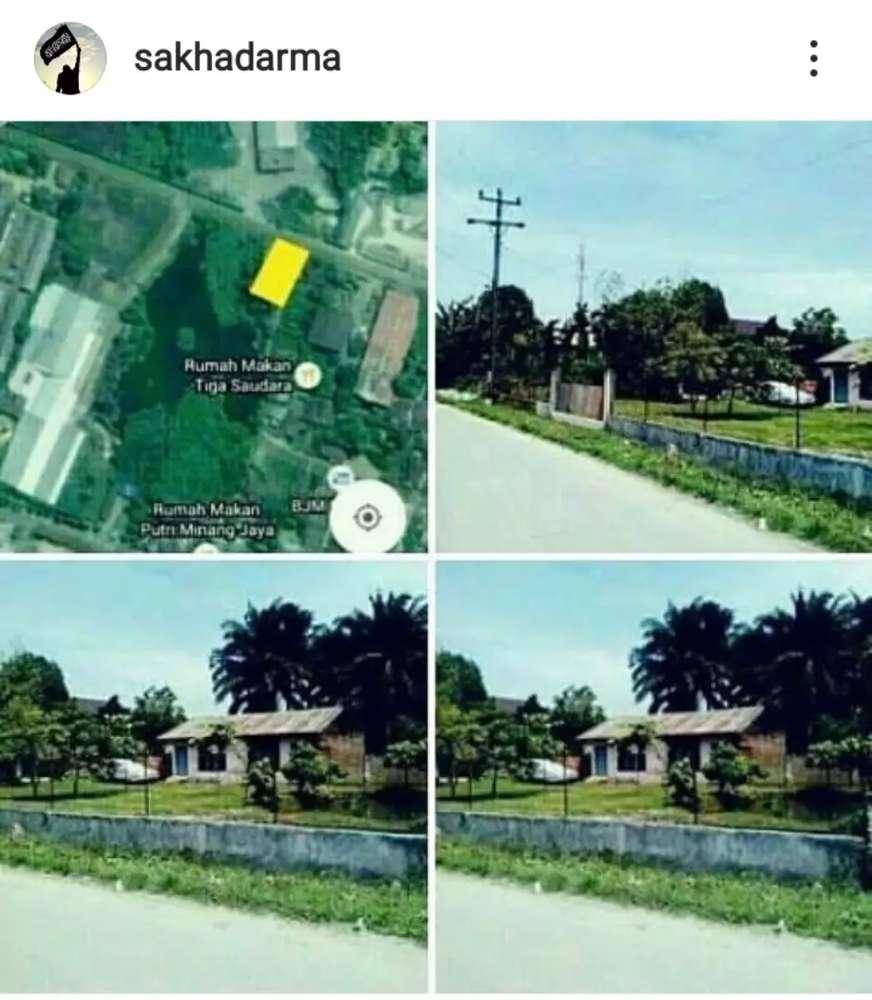 tanah rumah di dekat bandara kuala namu international airport medan,