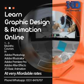 Very affordable graphic design course