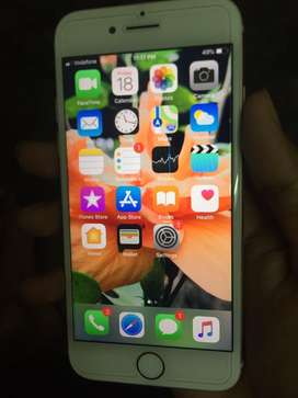 Apple iphone 7 256 gb in excellent condition