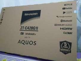 LED TV SHARP AQUOS 2T-C42BG1I
