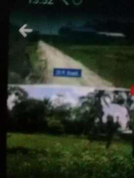 it is 1.5bigha myadi .. highway 2nd plot... bt area wise 1st plot...