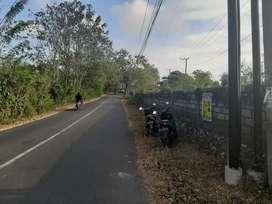 Tanah Murah Pinggir Jalan Goa Gong Ungasan Bali