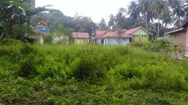 Dijual sebidang tanah luas 340 m2, lokasi sangat trategis (nego)