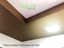 Yakura Metel Film - Now Available in India !