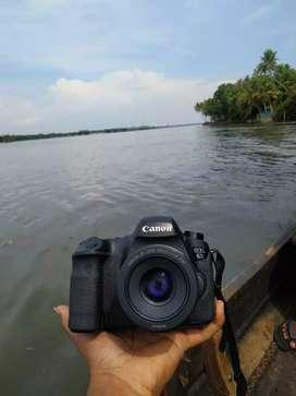 Canon dslr Camera r.e.n.t