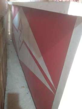 Cupboard 2*10 feet