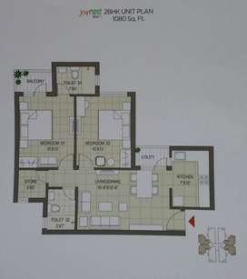 2 BHK new generation mid rise Apartments on sale in Joynest, Mohali