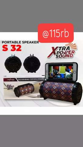 Speaker bluetooth Merk ADVANCE