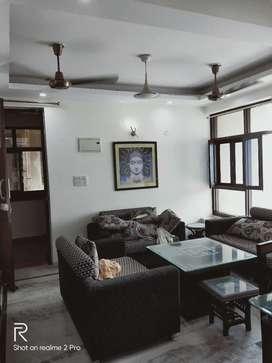 3bhk fully furnished society flat sector 23  Dwarka  delhi