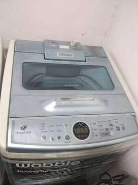 5 year warranty  fully automatic washing machine available