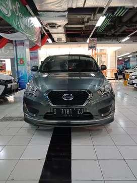 Datsun go long 2018 manual tdp 18jt ang 2.465x47 kredit murah dp minim