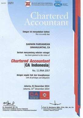 Jasa Konsultan Pajak dan Laporan Keuangan
