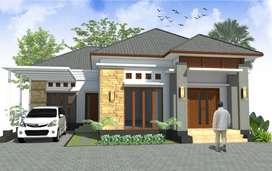 Desain rumah,kost dan syarat imb