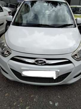 Hyundai i10 2013 Diesel 40000 Km Driven well maintained