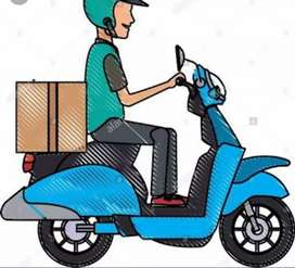 Boys required for delivery at akkayapalem