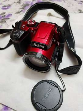 Nikon Coolpix B500 16MP Point and Shoot Digital Camera with 40x