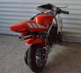 50CC Pocket Sports Bike For Children