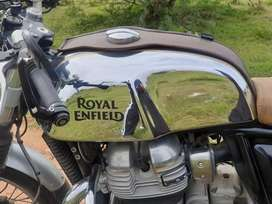 ROYAL ENFIELD CONTINENTAL GT 650CC (Mister clean)