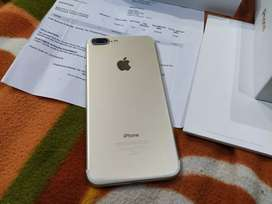 Apple 7 plus 32gb gold out warranty 22000 fix