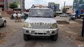 Mahindra Scorpio 2.6 Turbo 7 Str, 2003, Diesel