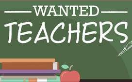 Teacher Required for NEET Coaching Academy