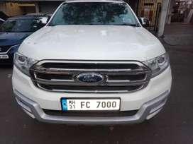 Ford Endeavour 3.2 Titanium Automatic 4x4, 2017, Diesel