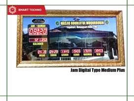 Jual Jam Digital Masjid Type Medium Gorontalo Kota