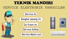 Service Mesin cuci Kulkas Ac Frezerbox (PANGGILAN & BERGARANSI)