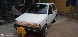 Well maintained Mehran 2002 for sale