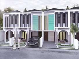 Rumah Syariah 2 Lantai Gaya Turki, 15 Menit Dari Tol Cinere - Serpong