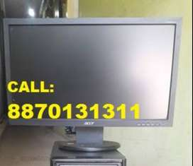 """ACER 19"""" LED MONITOR (USED) LOW PRICE"""
