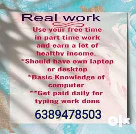 NOBEL TYPING WORK , PDF TO MS WORD ,COMPUTER TYPING WORK